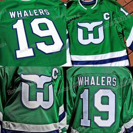 b1bd72279 2019 New Third Hartford Whalers Jerseys 10 Ron Francis Jersey 11 Kevin  Dineen 16 Patrick Verbeek 9 Gordie Howe Custom Hockey Jerseys