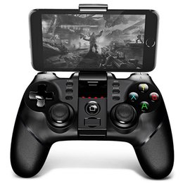 game ipega 2019 - ipega 9076 9077 2.4G Wireless Receiver Joystick Gamepad Bluetooth Game Controller for Android IOS Game Console Player fo