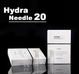 Wholesale Serum Applicator Aqua Gold Microchannel MESOTHERAPY Tappy Nyaam Nyaam Fine Touch
