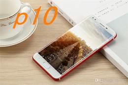 $enCountryForm.capitalKeyWord NZ - new unlocked cellphone Huawei P10 Plus Phone copy 5.5 Inch Smartphone 1920*1080P HD MTK6592 32GB ROM Android 6.0 13.0MP Camera wifi GPS