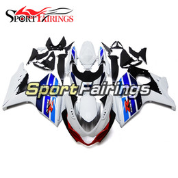 $enCountryForm.capitalKeyWord Australia - ABS Injection Fairing For Suzuki GSXR1000 K9 2009 - 2016 ABS Injection Motorcycle Fairings High Quality Covers Blue White Red
