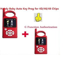 Ford car key chip online shopping - Best QualityRussia Portuguese Version V8 Handy Baby G Funtion Car Key Prog Auto Key Programmer for D Chips G Chip Copy Function