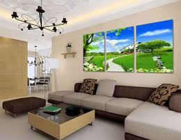 module three NZ - Butterfly To The Sky Cute Scenery Oil painting living room decoration Canvas Picture Art HD Print group Module painting