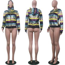 $enCountryForm.capitalKeyWord Canada - Lady Fashion Short Design Long Sleeve Jacket Paillette Winter Coat Cheap Price Women Slim Hooded Outwear & Coats#3421