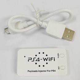 Para ps4 wi-fi payloads injector módulo de crack sem fio sem rede apenas plug and play para o PlayStation 4 Wifi Payloads ESP-8266 venda por atacado