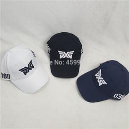 db0d32e31e46b Golf hat PXG golf cap Baseball cap Outdoor hat new sunscreen shade sport  Free shipping