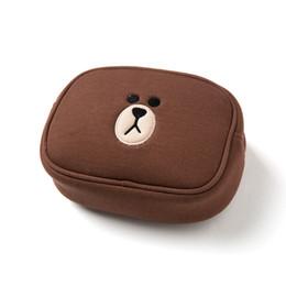 Venta al por mayor de Nueva calidad de la marca de moda de mujer de moda bolsas de cosméticos maquillaje viaje aseo bolsa de almacenamiento bolsa de maquillaje