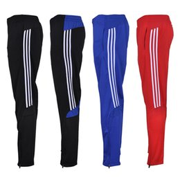 aaf62b19ada2 Men Multi-Color Soccer Pants Wholesale Uniforms Pants Sports Trousers Custom  Football Training Pants