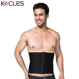 e452e280ec 2017 Zerobodys Men Body Shapers Waist Trainer Cincher Belt Waist Tummy  Shaper Slimming Underwear Cincher Corset Shapewear