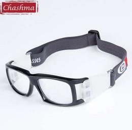 bdd8128405f8 Chashma Basketball Protective Glasses Outdoor Sports Goggles Football  Mirror Male Men Sports Myopia Glasses Prescription lenses