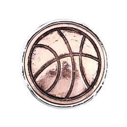 $enCountryForm.capitalKeyWord NZ - Fashion Cheap Snap Button 18mm Noosa Basketball Ginger Snap Jewelry DIY Necklace Bracelet Accessory
