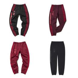L чувствую, как Пабло РИПНДИП Гоша YEEZUS Kanye west сезон стиль Бегун топ хлопчатобумажные брюки Calabasas Пабло yeezus тренировочные брюки бесплатная доставка