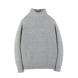 3c1658327418 2017 Mens sweaters Male high Turtleneck sweaters pullover autumn winter  Thick knitwear knitted Tops pullovers M-2XL