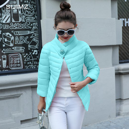 6e377f4412 2018 New Spring Collection of Crystal flowers Stylish Windproof Women s  Parka Coat Female winter Jacket Coat Womens Quilted Coat C18103101