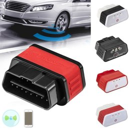 Vw can bus codes online shopping - KONNWEI KW903 ELM327 Bluetooth OBD2 CAN BUS Scanner Work On Android Window Wireless Adapte With Retail box UPS DHL