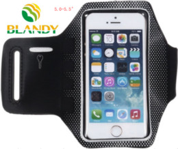Cell phone Cases for running online shopping - For Iphone X Waterproof Sports Running spot Armband Case Workout Armband Holder Pounch Cell Mobile Phone Arm Bag Band