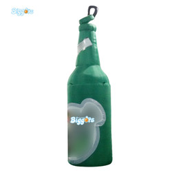 Toys Animes UK - Hot sale giant inflatable beer bottle for advertising