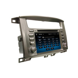 gps for toyota land cruiser UK - Car DVD player for Toyota Lander Cruiser 100 7inch 2GB RAM Andriod 6.0 with GPS,Bluetooth