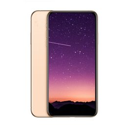 Unlocked wifi goophone online shopping - 6 inch Goophone XS MAX Quad Core MTK6580 Android Smartphones G G Show Fake G G G lte Unlocked Phone with Sealed box