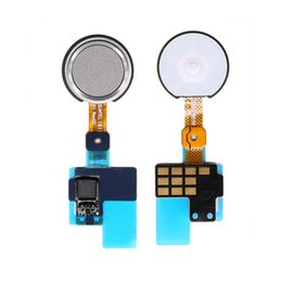 ems sensor free NZ - 50PCS Home Button Flex Cable Ribbon with Fingerprint Sensor for LG G5 Replacement for Phone Repair Free Shipping by DHL EMS