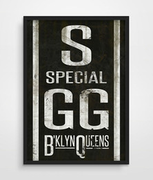 $enCountryForm.capitalKeyWord Australia - Distressed Subway Sign New York City Poster NYC Art Print Bus Roll Modern Home Decor Typography wall Art picture canvas painting