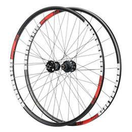 Carbon Clinchers Alloy Australia - LOLTRA KOOZER CX1800 700C Clincher Cyclocross Alloy not carbon wheels 6 Bolt disc hub Road wheelset 700x32-42C Tyre