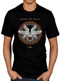 $enCountryForm.capitalKeyWord Australia - Official Harakiri For The Sky Fire Owl T-Shirt Imperfect Harmonies Dry By River knitted comfortable fabric street style men t-shirt