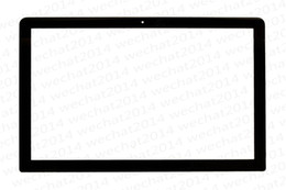 Wholesale 20PCS Front Glass Lens Outer Screen Glassfor MacBook Pro Unibody A1278 Inch inch inch A1286