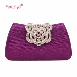 $enCountryForm.capitalKeyWord Canada - Fawziya Handbags Women Bags Bling Glitter Purse For Girls Crown Box Clutch Evening Bags