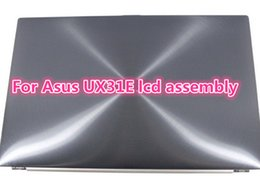 asus laptop lcd screen 2019 - Original For Asus UX31E Laptop LCD screen HW13HDP101 LED assembly 1600*900 100% tested Good working discount asus laptop