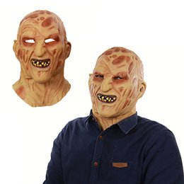 zombie masks 2019 - Zombie Mask Halloween Horror Blame Mom Mask Horror Masquerade Party Grimace Scary discount zombie masks