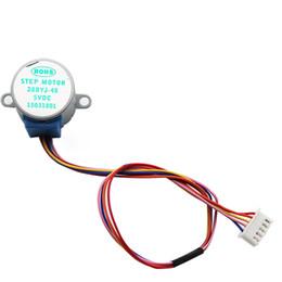 ULN2003 Stepper Motor Driver Board + 5V Stepper Motor DC 4 Phase 5 Wires Stepper Motor Gears for Arduino