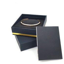 Chinese  New DW Bracelets Cuff with Original box Rose Gold Silver Bangle All Stainless steel Bracelet Women and Mens Bracelet Jewelry set manufacturers