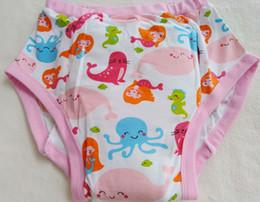 Печатные русалка для взрослых обучение брюки/ abdl ткань пеленки /взрослый ребенок пеленки любовника/трусы