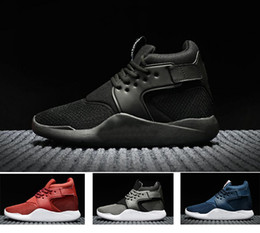 Wholesale Incursion Mid Kwazi Men s Running cheap magic button Shoes Hot selling high quality sneaker for men size Euro40