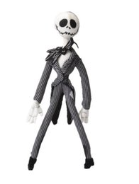 China 2018 NEWEST The Nightmare Before Christmas Jack Skellington Poseable Plush Doll 50cm DHL suppliers