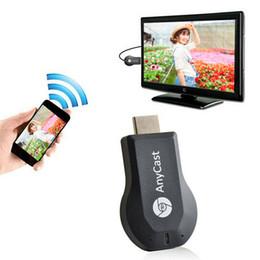 Бесплатная доставка новый беспроводной Wi-Fi дисплей Dongle приемник 1080P HDMI для смартфонов планшетных ПК до HDTV
