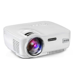 $enCountryForm.capitalKeyWord Canada - AUN AM01S Projector 1400 Lumens LED Projector Kit in Android 4.4 WI-FI Bluetooth Support Miracast Airplay CODE AC3