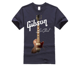 Black s guitar online shopping - GIBSON LES PAUL Guitar Black T Shirt Size S M L XL XXL