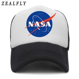 e9d86c918c1 Spacex Outer Space Fans Universe Spacecraft Spaceman Explorer Summer  Baseball Cap Print Mesh Cap Hats For Men Women Snapback