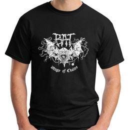 $enCountryForm.capitalKeyWord NZ - New Bat Wing Of Chains Short Sleeve Black Men's T-Shirt S-3XL