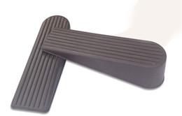 Door Holder Stops UK - Rubber Door Stopper - Multi Surface Door Stop Wedge with Heavy Duty Design - Flexible and Non Scratching Door Holder