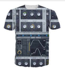 China New Arrival Men Women Music Production Software 3D Printed T-shirt Summe Style Fashion High Quality Casual T-shirt S-XXXXXXXL U517 cheap high quality software suppliers