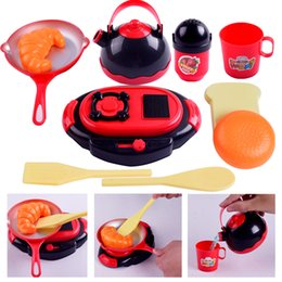 Hard-Working 1 Box Pizza Toys Food Cooking Simulation Tableware Children Kitchen Pretend Play Toy With Tableware Toys & Hobbies