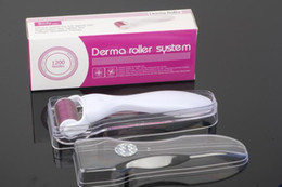 $enCountryForm.capitalKeyWord Canada - Brand New 1200 Needles Derma Roller Micro Dermaroller Microneedling Therapy For Cellulite And Stretch Marks & Anti Hair Loss Treatment