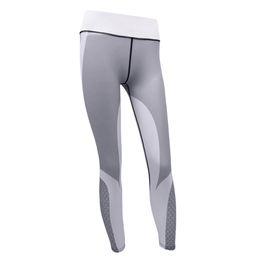 $enCountryForm.capitalKeyWord UK - 3D printed honeycomb Jogging Pants For Women Quick-drying Leggins Sport Push Up Sexy Yoga Pants training femme#YL