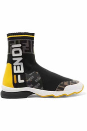 $enCountryForm.capitalKeyWord UK - Italy Brand Fashion Luxury Designer Women Shoe Superstar Retros Thick Heel Boots Luxury Womens Shoes Boots