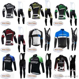 Discount cycling clothing winter orbea - 2018 orbea winter thermal fleece pro team cycling jersey cycling clothing sport suit mountain bike bicycle jersey long b