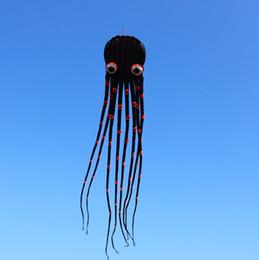 Reel bodies online shopping - m single Line Stunt Biack Parafoil Octopus POWER Sport Kite