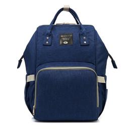 $enCountryForm.capitalKeyWord UK - 2018 new Korean version shoulder bag multi function Mommy bag big capacity waterproof mother child package Fashion Backpack